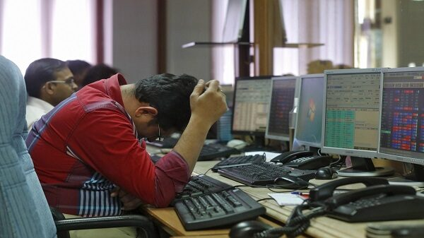 stock markrt lose